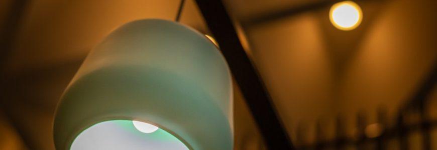 Lysrör med led-lampor