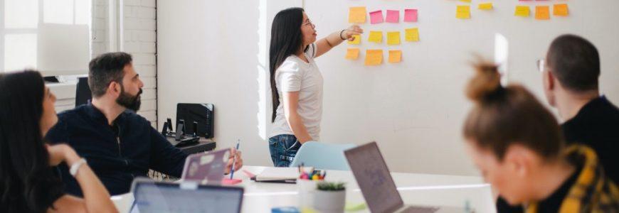 Ledarskapsutbildning med kurser för dig